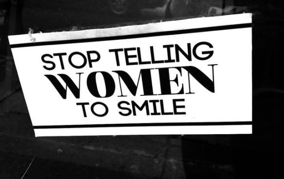 Street Harassment Smile